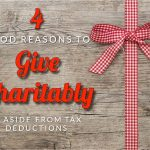 L. Brooke Witt and Brittany Duncan's Four Good Reasons To Give Charitably, Aside From Tax Deductions
